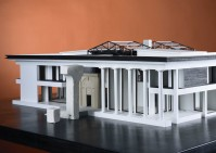 Country house model