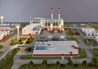 Reconstruction of Astrakhan GRES. LUKOIL